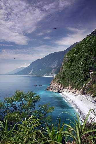 East Coast ofTaiwan