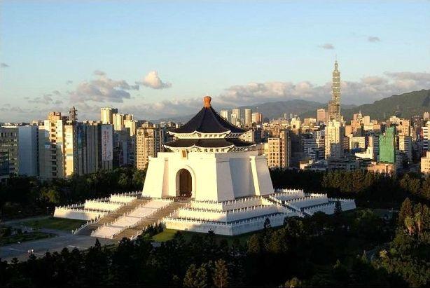 CKS Memorial Hall Taipei